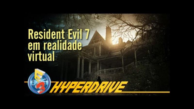 Morrendo de medo com Resident Evil 7 em VR! » Freewka.com - Смотреть онлайн в хорощем качестве