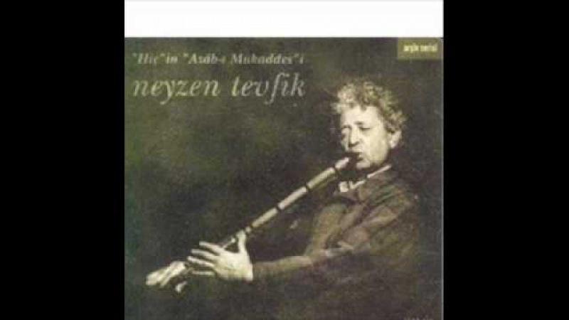 Neyzen Tevfik Nihavend Taksimi Dinle - www.neyci.com