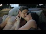 Горячая постельная сцена с Кристин Кройк из сериала