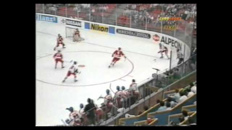 WHC '90 - final round - Czechoslovakia vs USSR [02.05.1990]