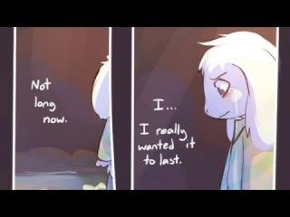Asriel's Lament | Плачь Азриэля - КОМИКС UNDERTALE (RUS)