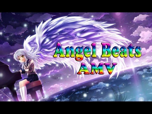 Клип по аниме Ангельские ритмы   AMV Angel Beats