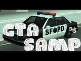 GTA-SAMP #6 Собеседование и произвол полиции №2