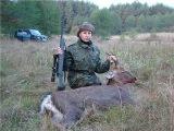 Охота в Казахстане на гусей и оленей! Супер охота в поле и горах!