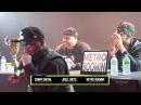 Battle of the Beat Makers 2014 Part 1 Metro Boomin Sonny Digital Joell Ortiz