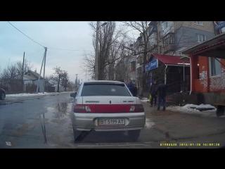 Кто вам сказал что улица Дзержинского односторонняя???