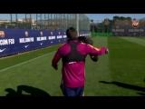 Лео Месси забивает невозможный гол за Эроса Рамазотти
