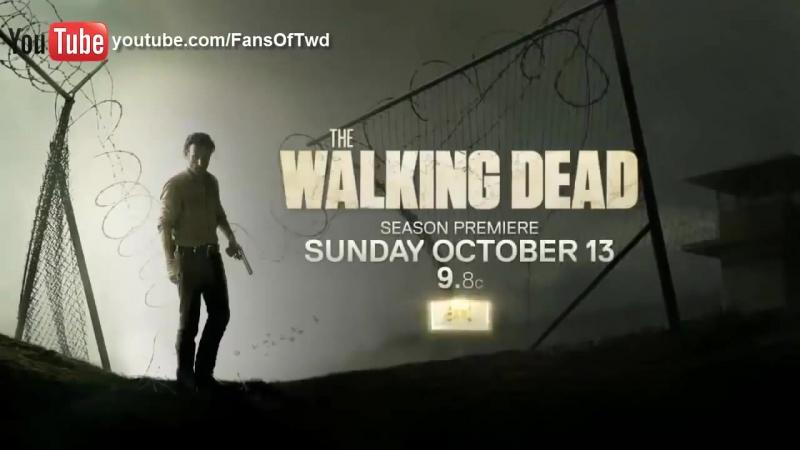 Промо Ссылка на 4 сезон 1 серия Ходячие мертвецы The Walking Dead