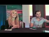 Wondercon 2016 chat with Shadowhunters Katherine McNamara  Dominic Sherwood