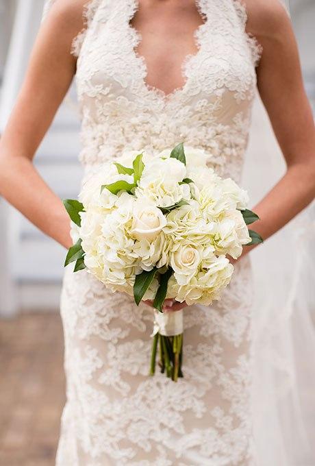 yYMBF7MwZ50 - 25 Белоснежных свадебных букетов