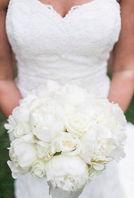 nLI1lqtgsto - 25 Белоснежных свадебных букетов
