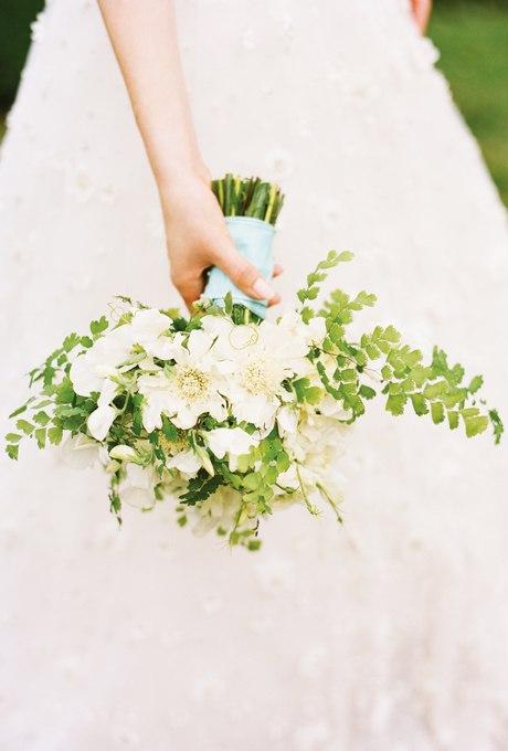 97hpRFTVaA0 - 25 Белоснежных свадебных букетов