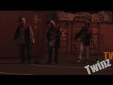 Клоуны убийцы в плохом районе [Prank] - Допранкались))))