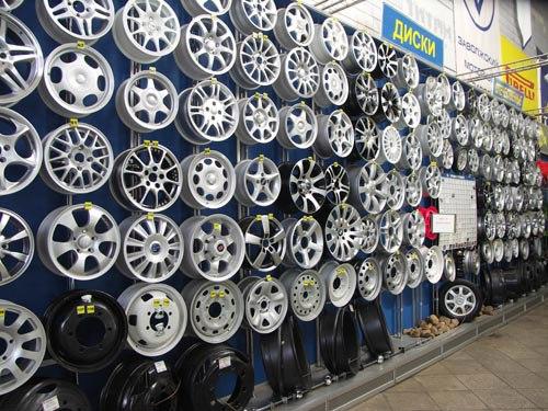Выбор колесных дисков