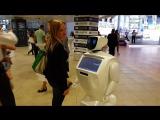 робот-фейсконтроль на #muf2016