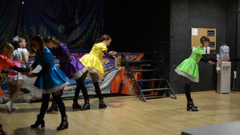2015 12 13 Школа танцев RenarDance Куклы Фестиваль Шаг вперед