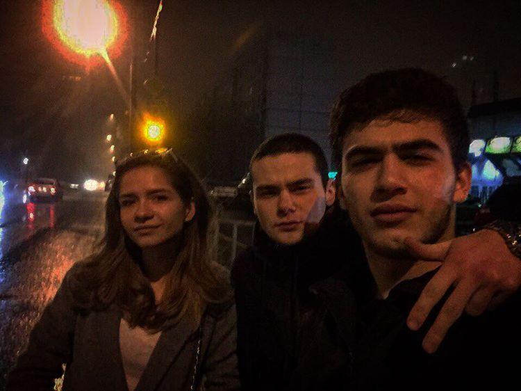 Рома Шамонов | Москва