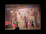 Образцовый ансамбль танца