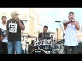 Rotimi feat 50 Cent live at Caroline Rooftop