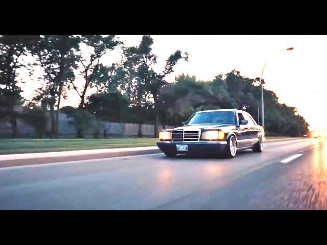 Легенды не умирают - Mercedes 560SEL W126
