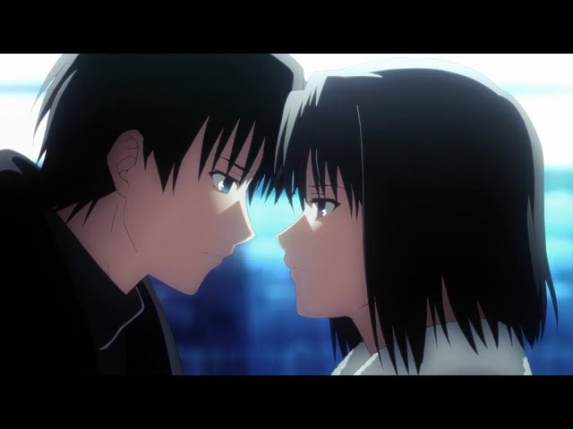 [AMV] Eyes of Love and Death - Shiki x Mikiya (Kara No Kyoukai AMV)