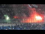 St Etienne ultras pyroshow