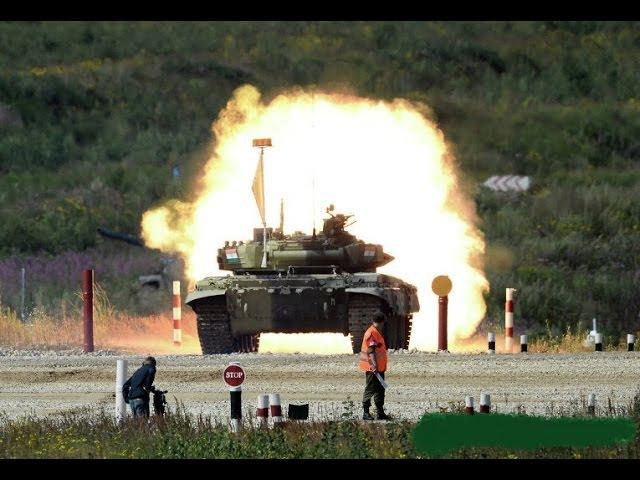 В России начались армейские конкурсы Танковый биатлон, Суворовский натиск и Снайперский рубеж