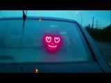 Аксессуары для авто  Автомобильный коммуникатор Смайл выразит все ваши эмоции на дороге