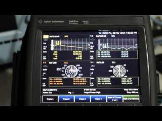 40: Tutorial al analizador de espectro y redes el Agilent Fieldfox parte 2
