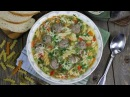 Суп с фрикадельками по-итальянски (wedding soup)
