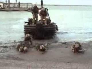 В 14-45 в районе Одессы,высадился Американский десант* Морские котики*