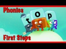 Alphablocks - Word Magic T-O-P (Red Level Step 3)