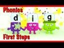 Alphablocks - Word Magic D-I-G (Red Level Step 3)