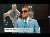 How to Keep the Right Balance in the Fight tells Conor McGregor