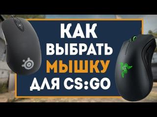 Как выбрать мышку для CS:GO? by trix