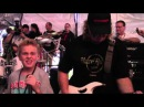 Devin Shattuck sings w/ Nicko McBrain & The McBrainiacs 12/5/15