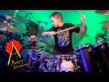 BEFORE I FORGET - SLIPKNOT (9 yr old Drummer) Drum Cover by Avery Drummer