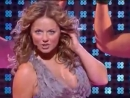 Geri Halliwell - Its Raining Men @ Tickled Pink Show 25.09.2004