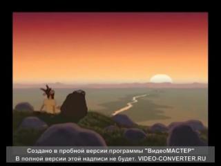 Қошқар мен теке(қазақша мультфильм) (2)