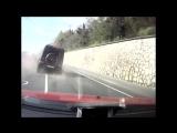 DaGDrive Большие скорости и нежданчик на на дороге