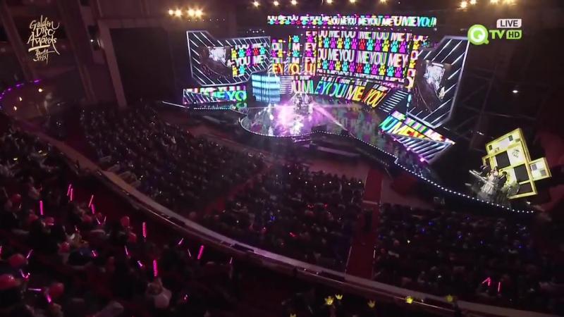 San E Sour Grapes + Me You (feat. Kang Min Hee) The 30th Golden Disc Awards 160120