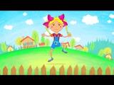 ПТИЧКИ - 2 - Детская обучающая развивающая песенка мультик для малышей про птиц - аист курица сова