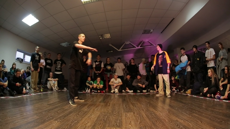 Simba vs Cage | Time4Battle Round II| Popping 14|