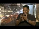 Неуправляемый/Unstoppable (2010) Интервью №2 с Дензелом Вашингтоном