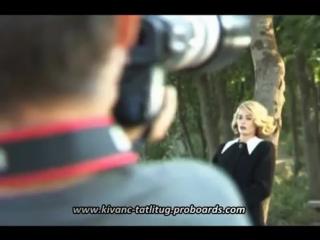 Kivanc Tatlitug Kuzey Guney Cast in Vogue Turkey