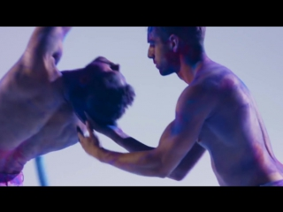 Gay Acrobats Create Stunning Visual Art - THE ARROW [Love. Pride. Truth.]