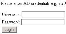 Огранизация разграничения доступа к web-ресурсу через LDAP в