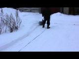Снегоуборщик ЛопЛош без крыльев
