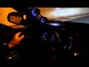 Turbo Kia Rio 1.6 езда в туннели