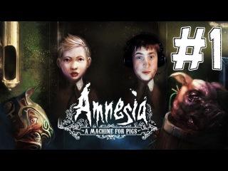 Amnesia: Mashine for Pigs #1 ▶ Страх во плоти!